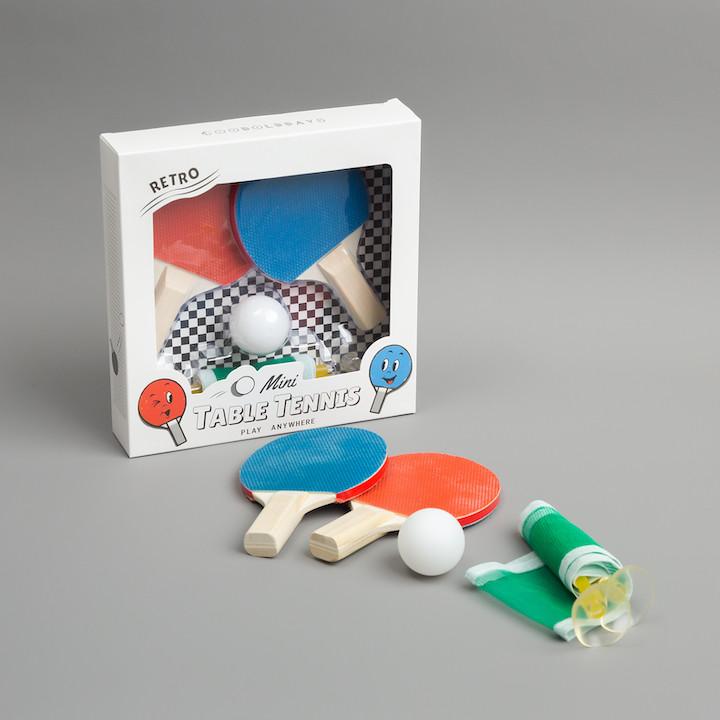圖三:GOOD OLD DAYS|迷你乒乓球組|特價179元|原價199元|誠品線上