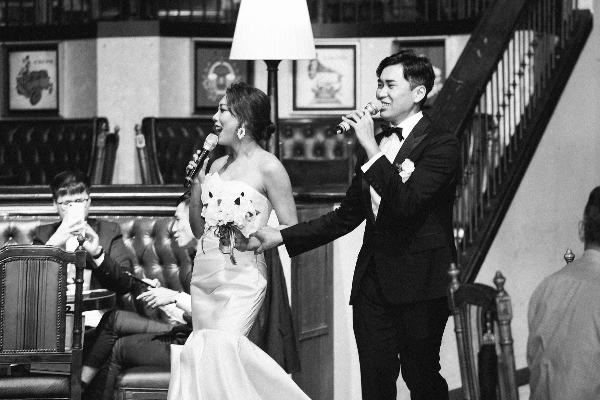 【婚攝】Jason & Betty / 大直金色三麥