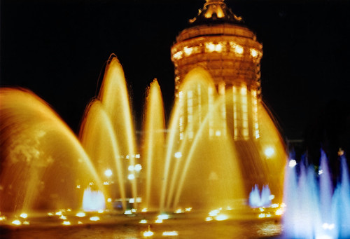 "Mannheim 1987 (02) Wasserspiel am Wasserturm • <a style=""font-size:0.8em;"" href=""http://www.flickr.com/photos/69570948@N04/51188137222/"" target=""_blank"">View on Flickr</a>"