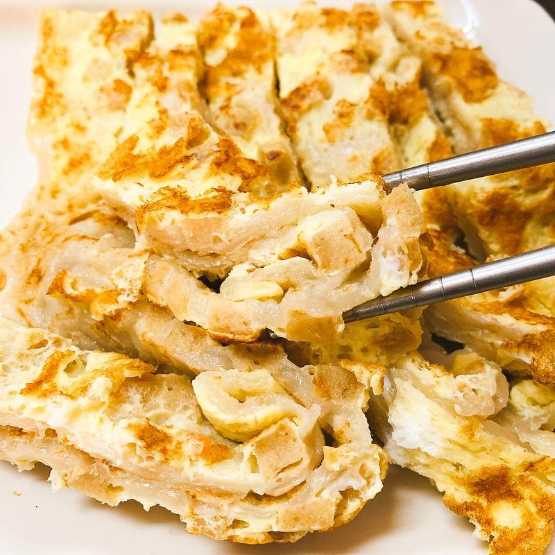 古早味中華蛋餅