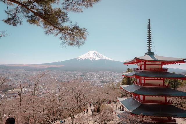 【富士吉田巡禮】不讓河口湖專美於前!漫步在昭和風的小鎮體驗富士山與神社之美