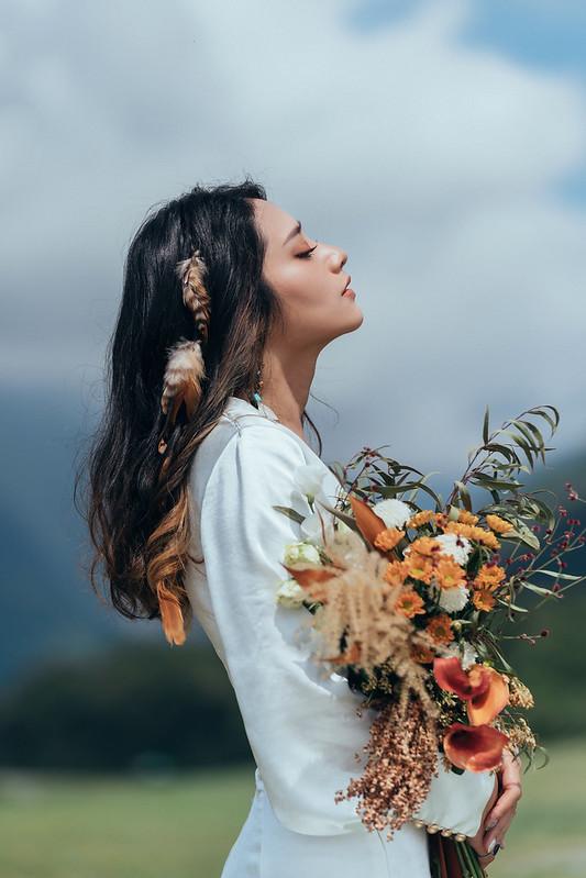 花蓮,婚紗攝影,美式,毛小孩,婚紗,自然,清新
