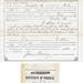 1867 - Sacramento, CA - Lansing Kraus Certificate of Purchase