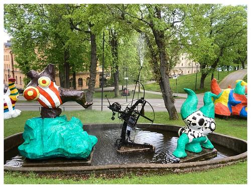 """Paradise"", by Niki de Saint Phalle and Jean Tinguely (1971)"