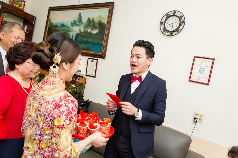 [婚攝傑克] 高雄林皇宮樂典廳婚禮 | 文定午宴 | 婚禮紀錄