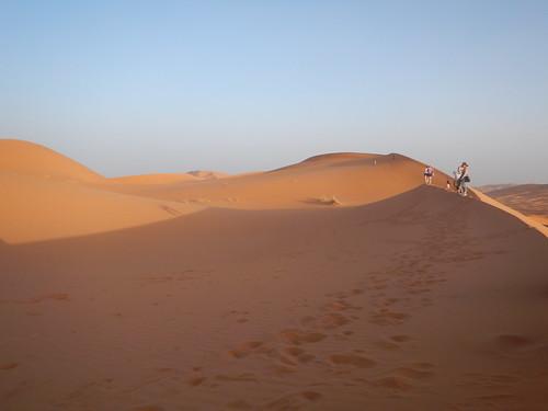 Dunes de Merzouga (Erg Chebbi)