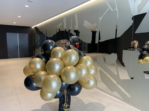 Heliumballonnen Wijnhaven Rotterdam
