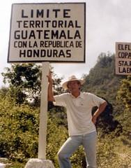 Limite Territorial Guatemala - El Florido 1980