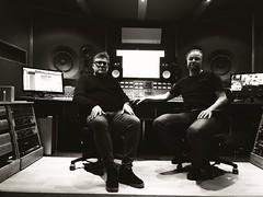 Finland & Aaskoven in studio