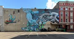 "mural <a style=""margin-left:10px; font-size:0.8em;"" href=""http://www.flickr.com/photos/128531489@N03/51194946796/"" target=""_blank"">@flickr</a>"