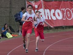 Riccardo Mozzoni e Alessandro Coltorti