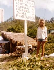 Honduras/Guatemala Border 1980