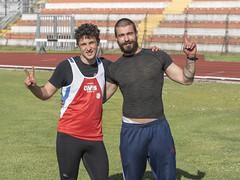 Giovanni Stella Fagiani con Emanuele Salvucci