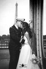 Boda Andrea y Philippe. Paris y Versalles