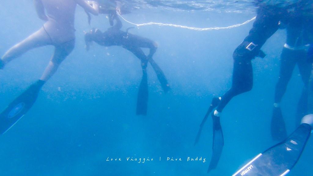 【小琉球】Dive Buddy自由潛水AIDA2(下)關於自由潛水Q&A 第2、3天課程分享 @薇樂莉 Love Viaggio   旅行.生活.攝影