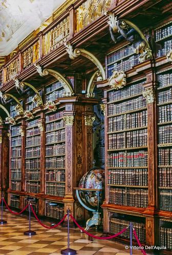 Biblioteca dell'Abbazia di Melk, 1998