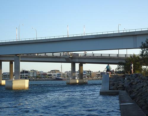 Port River Bridges