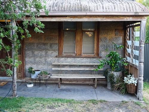 Pressed Tin Cottage