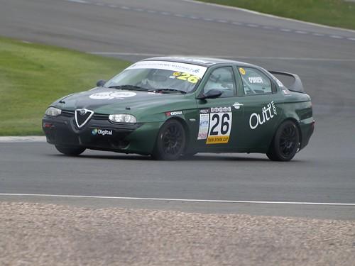 Steve 0'Brien in his Motus One 156