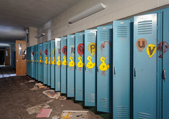 """Lincoln Heights Elementary School Lockers • <a style=""""font-size:0.8em;"""" href=""""http://www.flickr.com/photos/25078342@N00/51201598891/"""" target=""""_blank"""">View on Flickr</a>"""