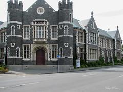 Victorain building
