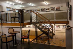 "Exhibition ""Finds from Italy"" at Kunstturm Schwankl-Eck in Wolfratshausen, near Munich, Germany"