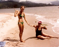 Billie & Beatriz, Honduras 1980