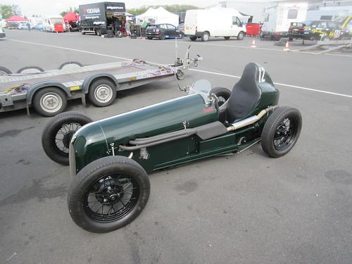 New things to look at in 750 Motor Club paddocks