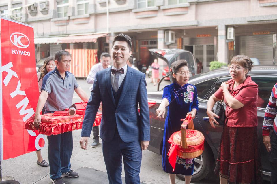 高雄攝影 H&N 頤品大飯店 婚禮紀錄 011