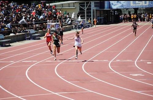 CES track sprint 3