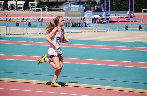 CES track sprint 2