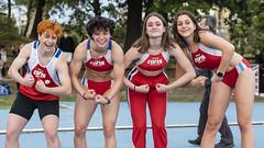 Greta Rastelli, Sofia Stollavagli, Chiara Menotti, Gaia Palmieri