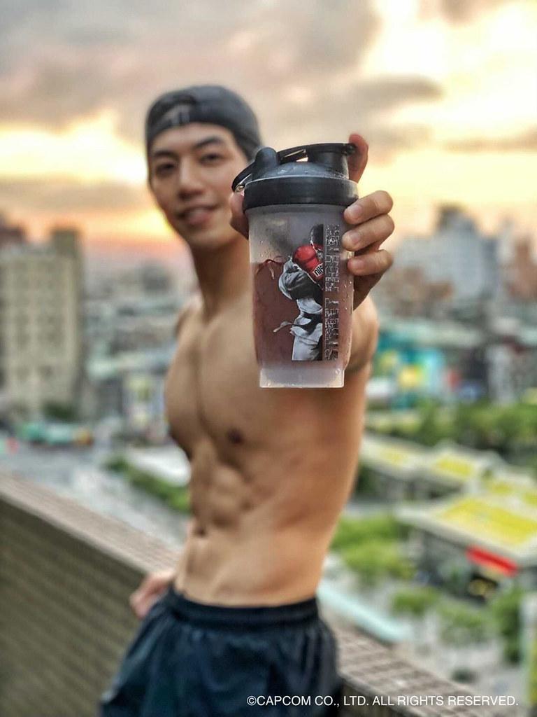 《快打旋風》乳清蛋白Optimum Nutrition-4