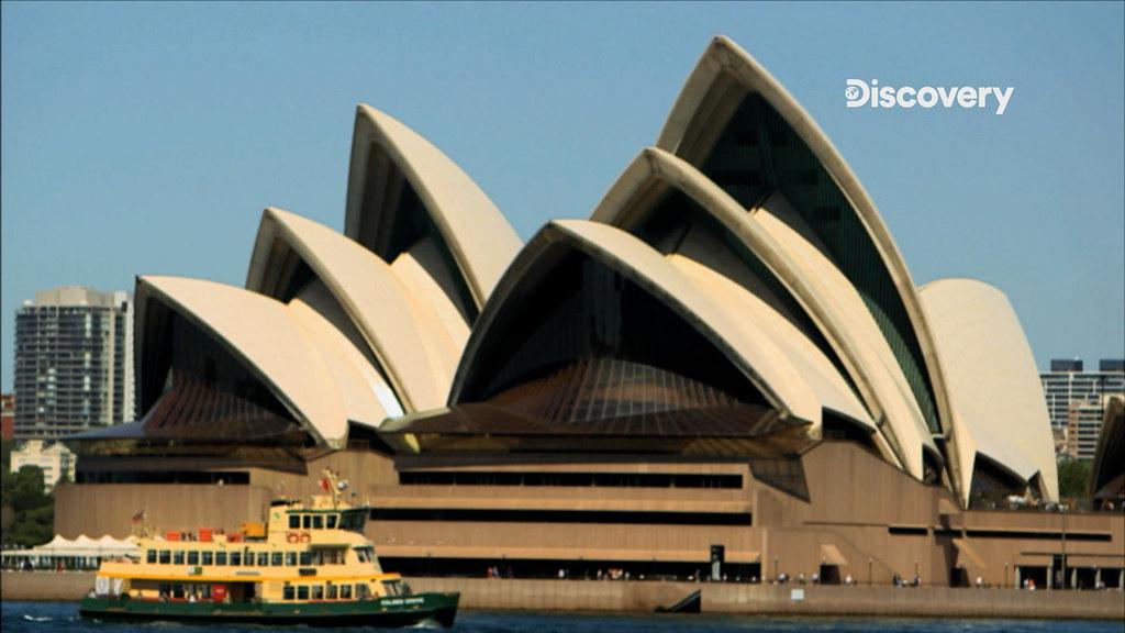 《生活科技大解密》不能破壞外觀的雪梨歌劇院 要如何安裝空調 (1) (1)