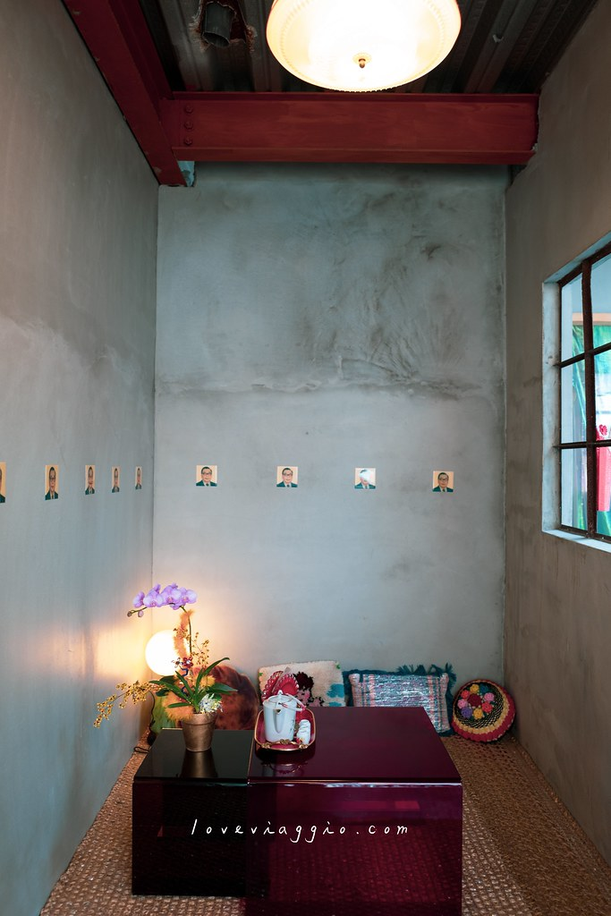 【台中 Taichung】火山花店 蜷川實花般的華麗迷幻 花店與老屋咖啡下午茶 @薇樂莉 Love Viaggio   旅行.生活.攝影