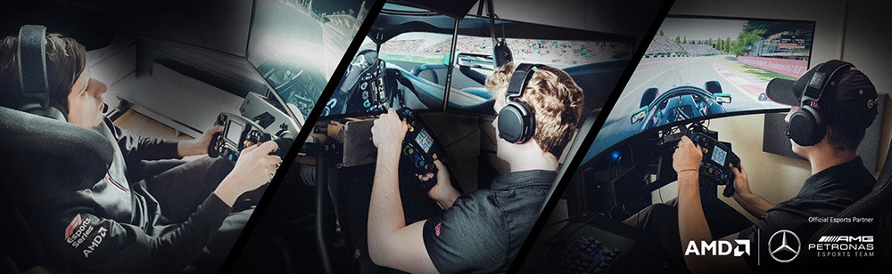 AMD與Mercedes-AMG Petronas-2