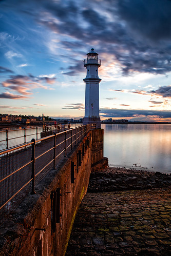 Newhaven Harbour, Edinburgh