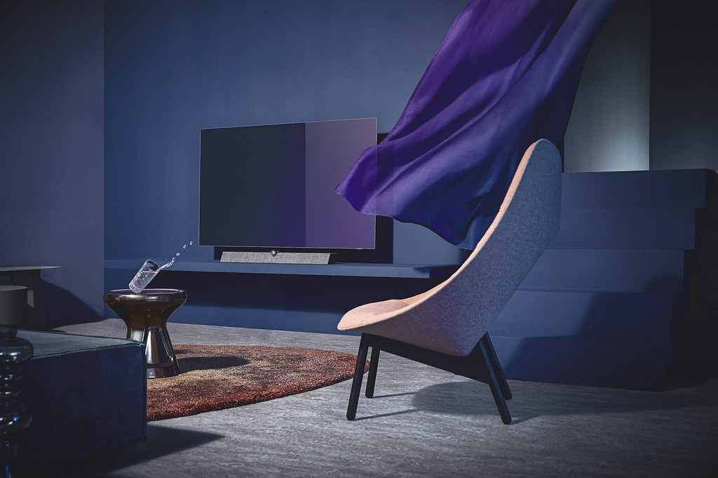 OLED 935集美學工藝、創新情境光源技術、極致美聲與聯網便利性於大成,將觀影、追劇的休閒娛樂提升至新的層次
