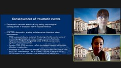 """Nina Krohne in Meta Lavrič -Trauma and suicide - the impact of direct and secondary exposure • <a style=""""font-size:0.8em;"""" href=""""http://www.flickr.com/photos/102235479@N03/51208216691/"""" target=""""_blank"""">View on Flickr</a>"""