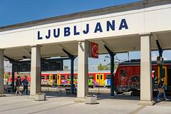 Ljubljana railway station