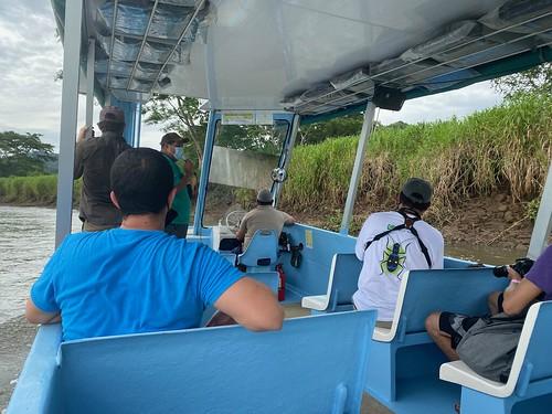 Tour río Tárcoles