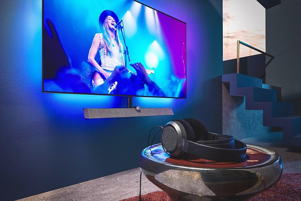 OLED 935配置頂規超跑等級Bowers & Wilkins音響、劇院級音效配置,打造完美劇院級視聽享受!