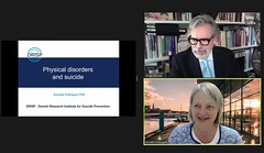 """Prof. Annette Erlangsen - Physical disorders and suicide • <a style=""""font-size:0.8em;"""" href=""""http://www.flickr.com/photos/102235479@N03/51209281765/"""" target=""""_blank"""">View on Flickr</a>"""