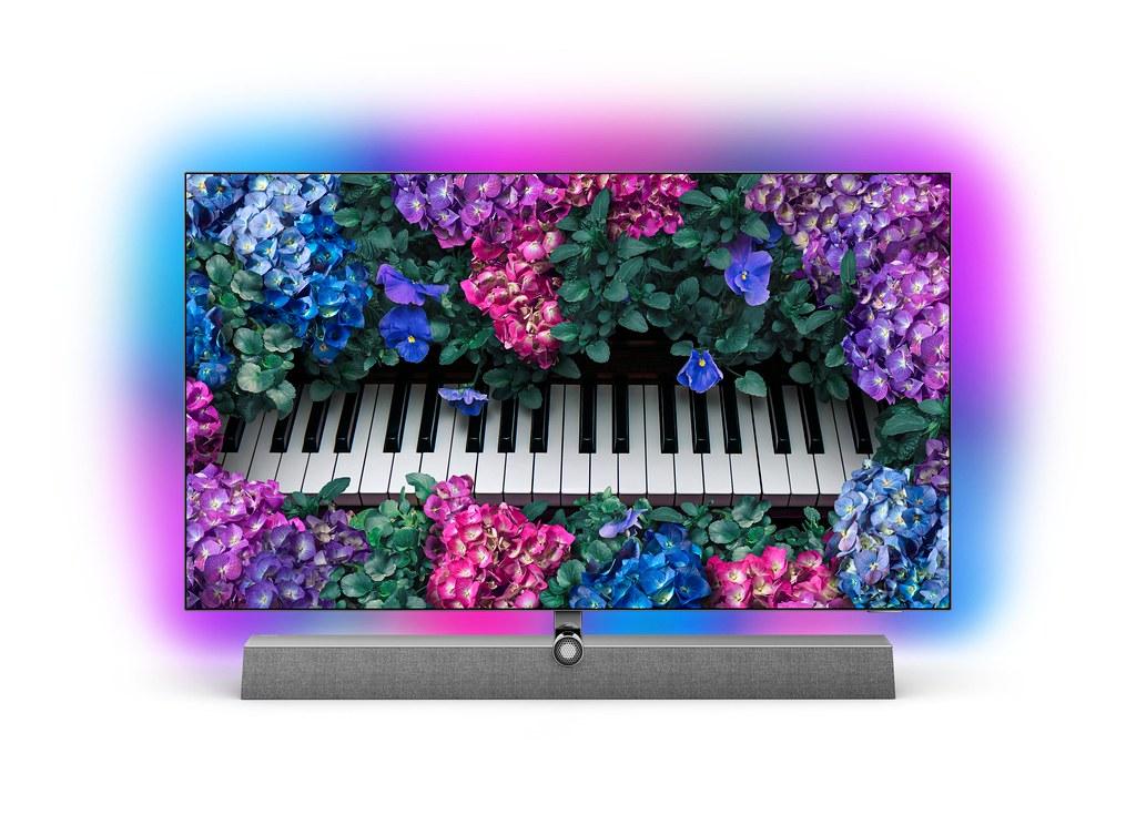 OLED935配置第五代P5 AI智慧影像處理器與出色的顯色性能,使OLED935呈現精確色彩與極致流暢畫面