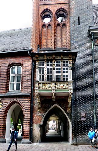 Lübeck - Town Hall
