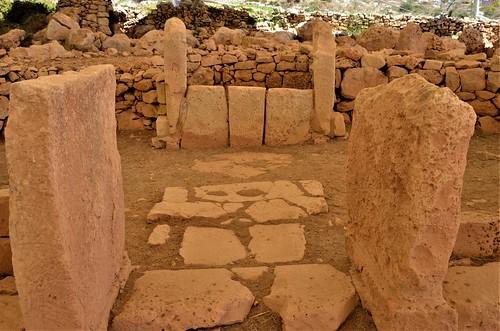 Malta - Mnajdra Temples