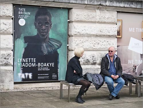 Lynette Yiadom-Boakye Exibition No1
