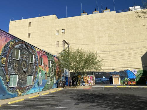 Parking, Downtown Las Vegas, May 2021