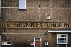 Levensverzekering MIJ. Haarlem