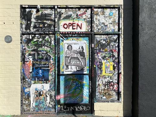 Open, Downtown Las Vegas, May 2021